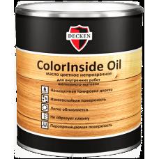 Цветное масло для интерьера DECKEN ColorInside Oil